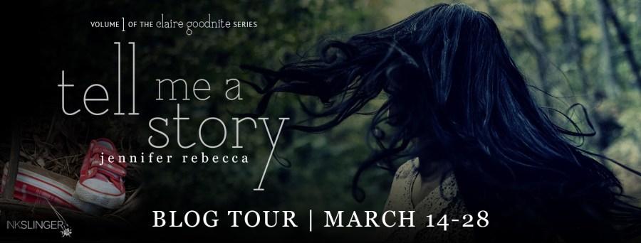TELL ME A STORY Blog Tour