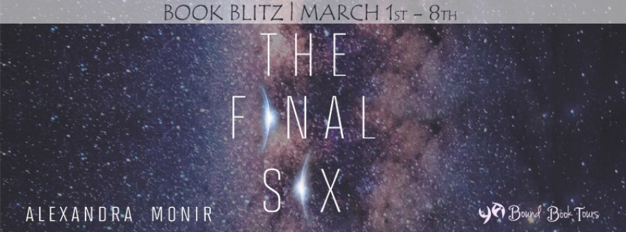 THE FINAL SIX Book Blitz