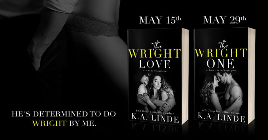 THE WRIGHT ONE Coming May
