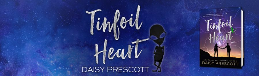TINFOIL HEART Cover Reveal