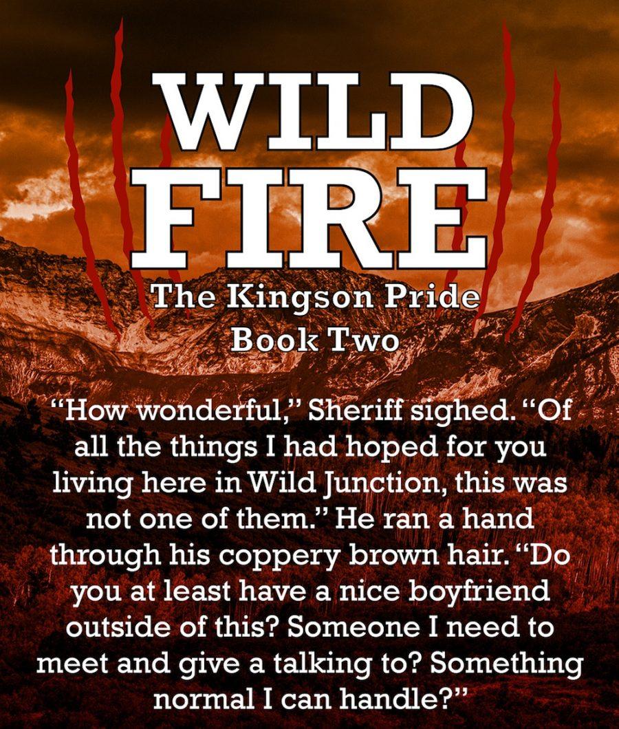 WILD FIRE Teaser