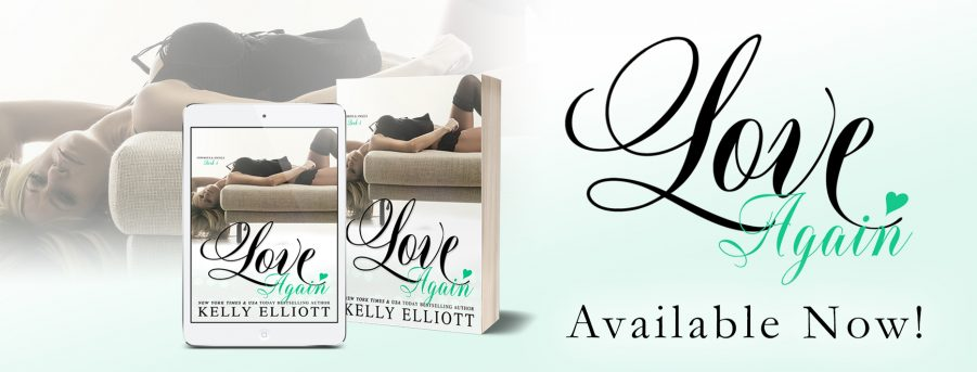 LOVE AGAIN Book Blitz