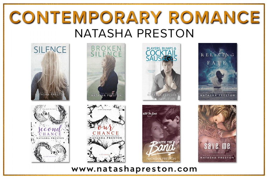 Nasha Preston Contemporary Romance