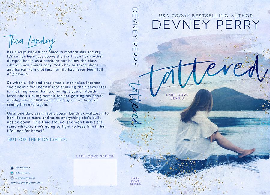 TATTERED (Lark Cove #1) by Devney Perry (Full Cover)