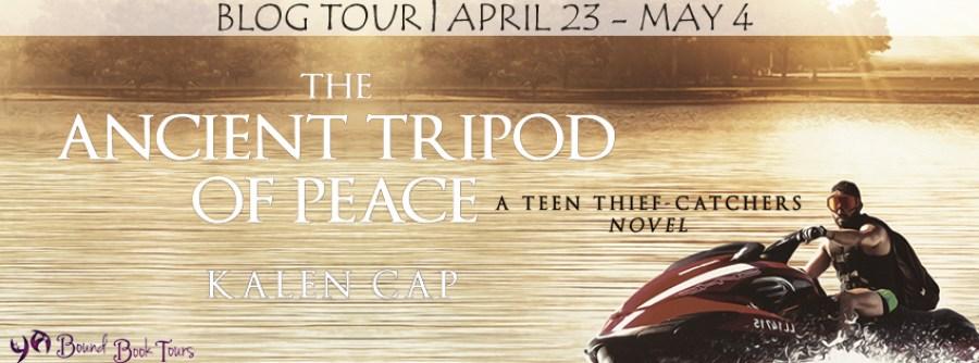 THE ANCIENT TRIPOD OF PEACE Blog Tour