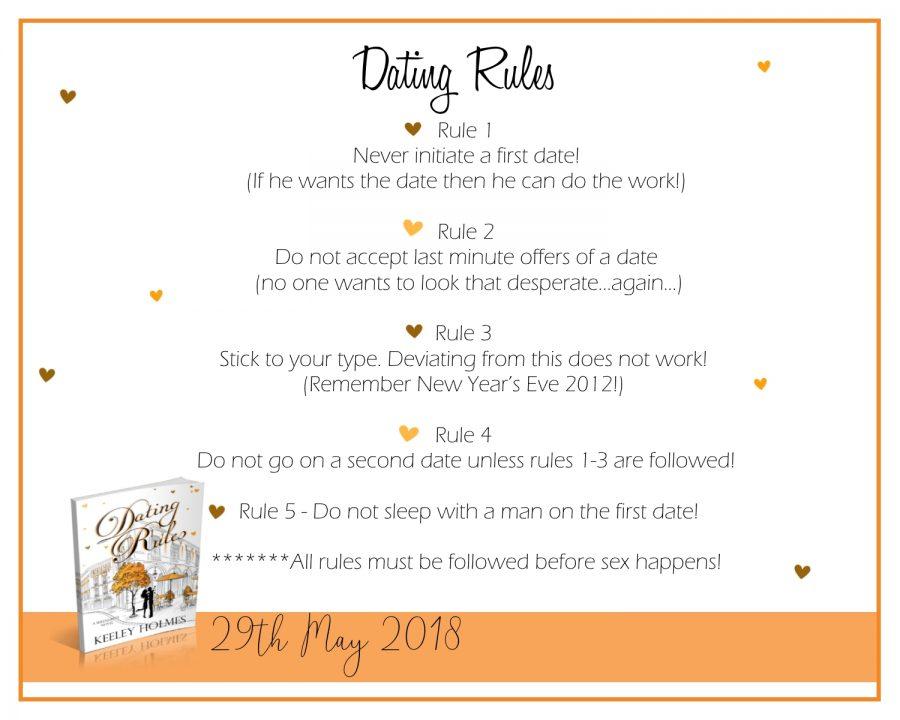 DATING RULES Teaser 1