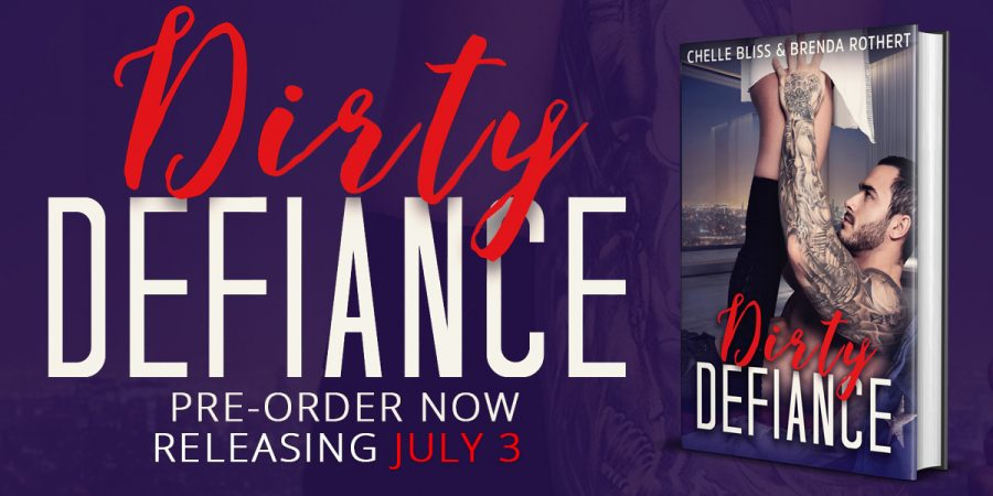 DIRTY DEFIANCE Coming Soon