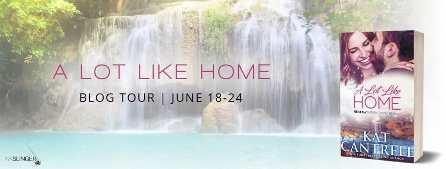 A LOT LIKE HOME Blog Tour