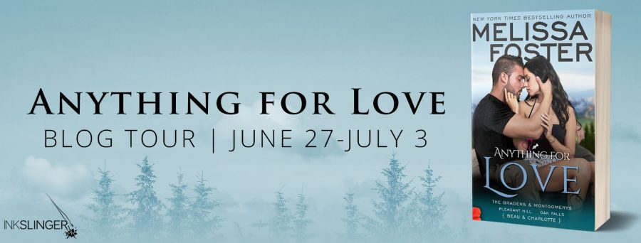 ANYTHING FOR LOVE Blog Tour