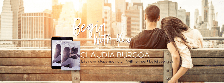 BEGIN WITH YOU and BACK TO YOU Cover Reveals