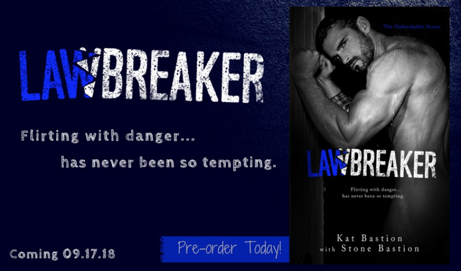 LAWBREAKER Cover Reveal