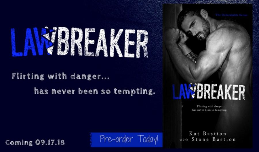 LAWBREAKER Cover Reveal