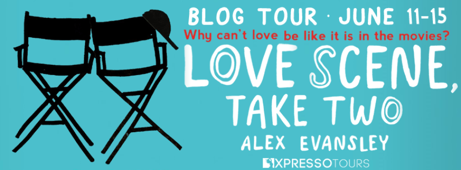 LOVE SCENE, TAKE TWO Blog Tour