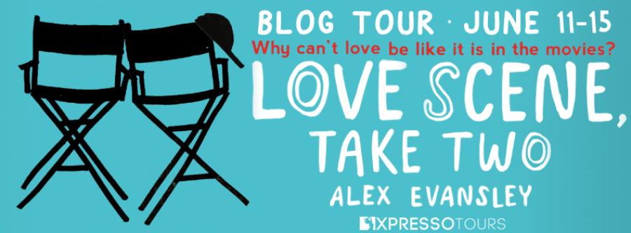 LOVE SCENE, TAKE TWO Blog Tour