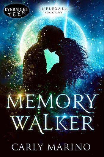 MEMORY WALKER (Inflexaen #1) by Carly Marino