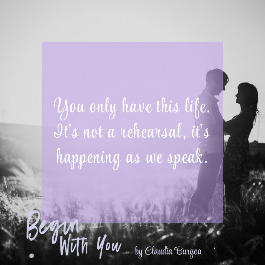 BEGIN WITH YOU Teaser 3