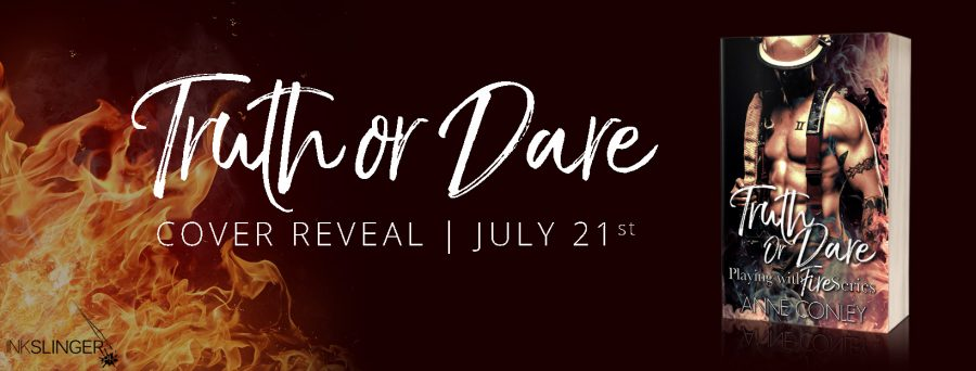 TRUTH OR DARE Cover Reveal
