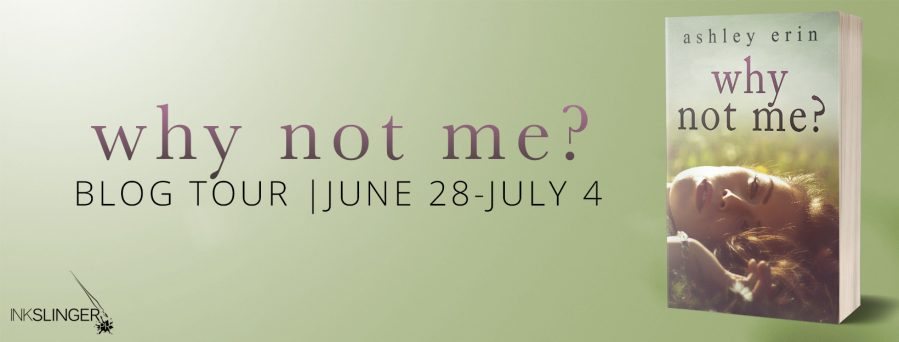 WHY NOT ME Blog Tour