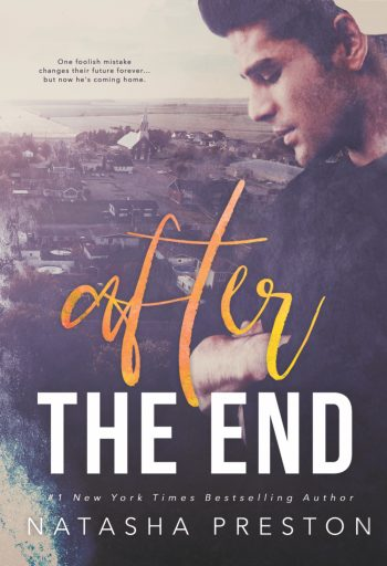 AFTER THE END by Natasha Preston