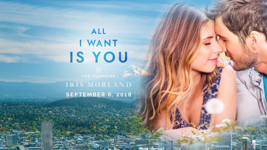 ALL I WANT IS YOU Cover Reveal