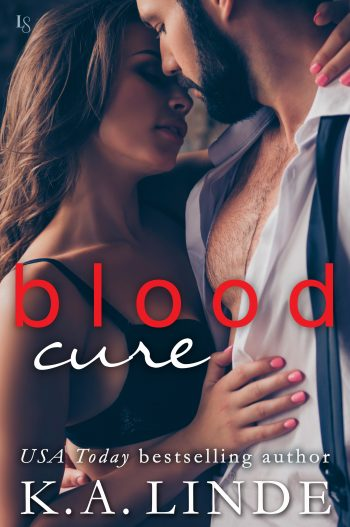 BLOOD CURE (Blood Type #3) by K.A. Linde
