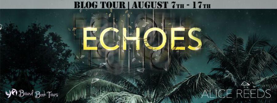 ECHOES Blog Tour