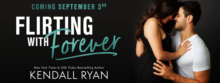 FLIRTING WITH FOREVER Cover Reveal