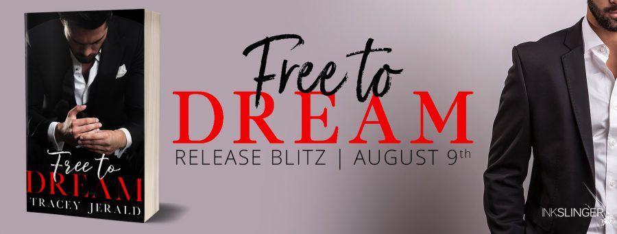 FREE TO DREAM Release Day