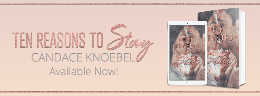 TEN REASONS TO STAY Release Day