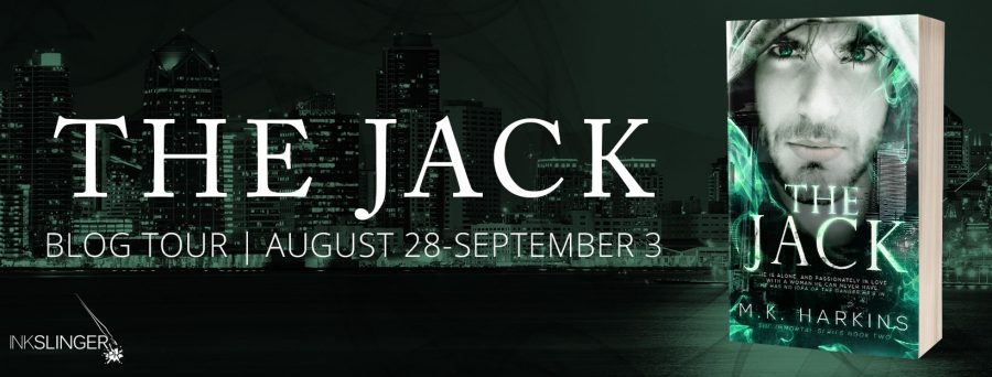THE JACK Book Release