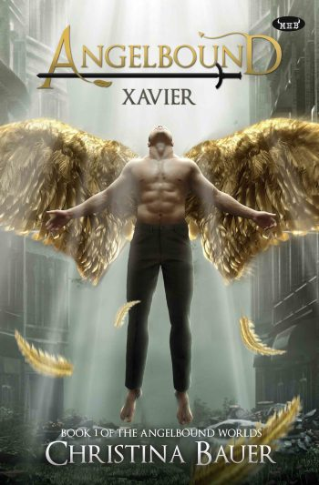XAVIER (Angelbound Worlds #1) by Christina Bauer