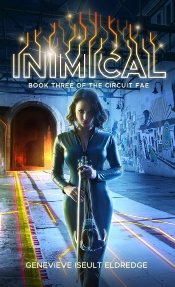 INIMICAL (Circuit Fae #3) by Genevieve Iseult Eldredge