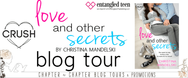 LOVE AND OTHER SECRETS Blog Tour