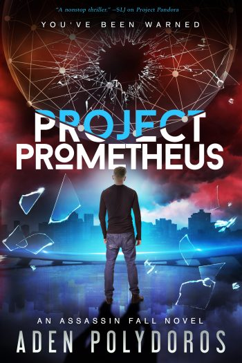 PROJECT PROMETHEUS (Assassin Fall #2) by Aden Polydoros