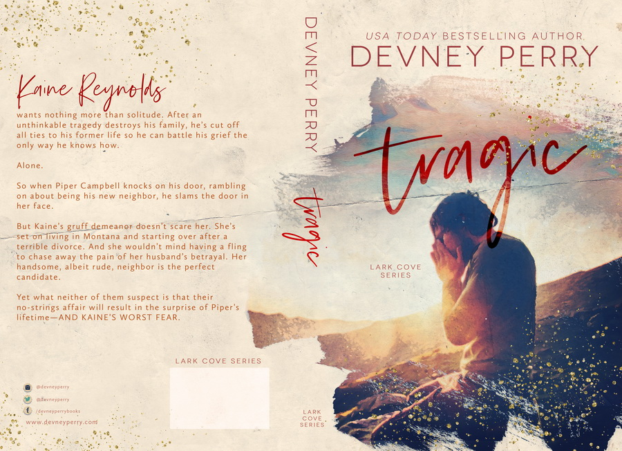 TRAGIC (Lark Cove #3) by Devney Perry (Full Cover)