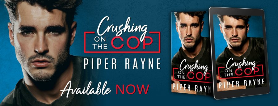 CRUSHING ON THE COP Release Day