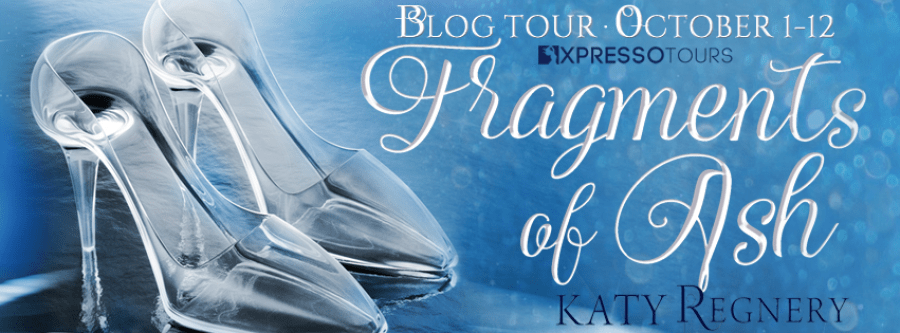 FRAGMENTS OF ASH Blog Tour