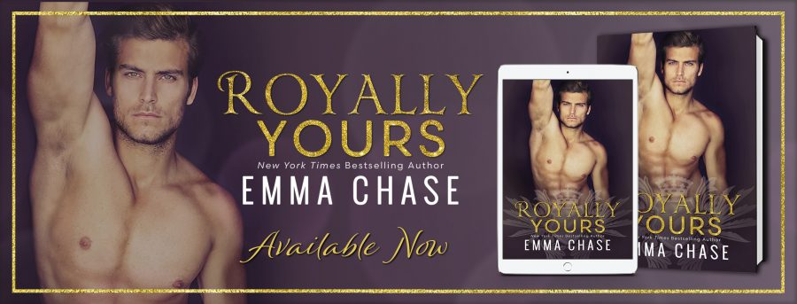 ROYALLY YOURS Release Day