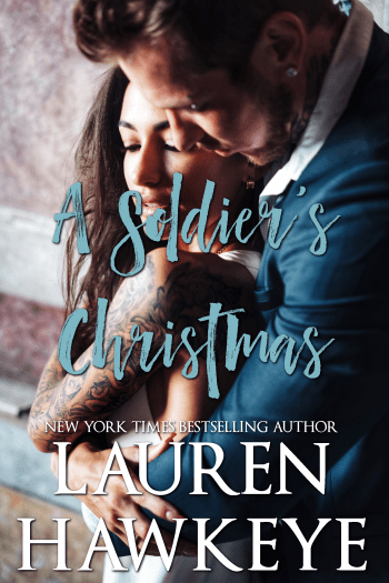 A SOLDIER'S CHRISTMAS (Bachelors of Seattle #2) by Lauren Hawkeye