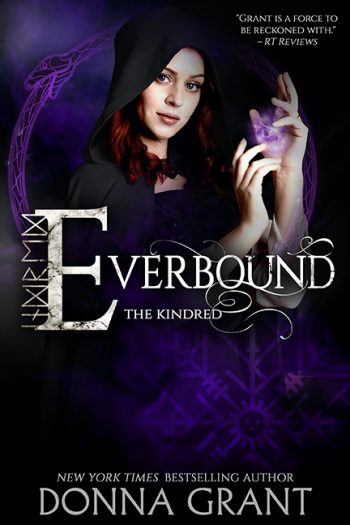 EVERBOUND (The Kindred #4) by Donna Grant