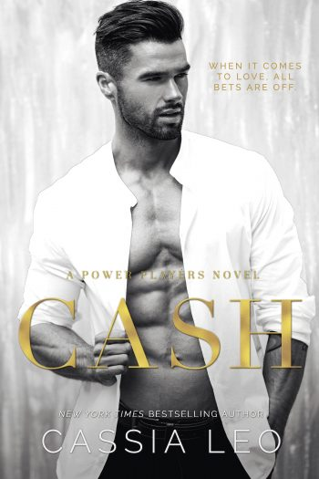 CASH (Power Players #4) by Cassia Leo