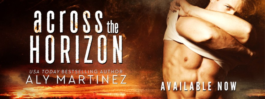 ACROSS THE HORIZON Blog Tour
