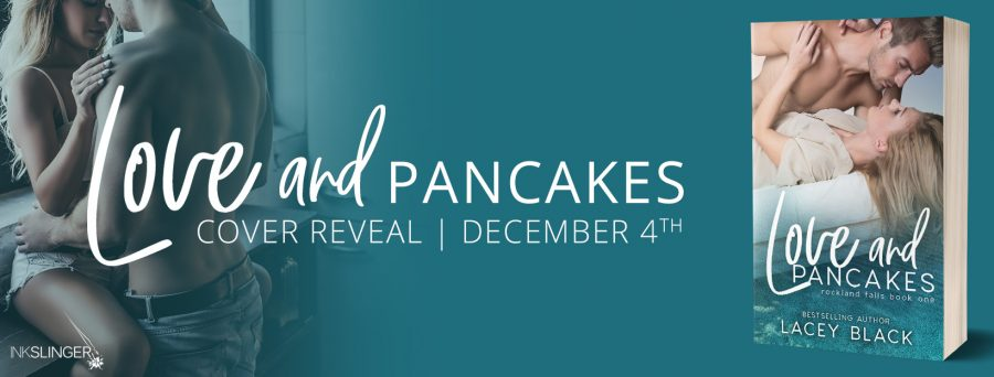LOVE AND PANCAKES Cover Reveal