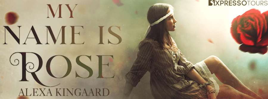 MY NAME IS ROSE Cover Reveal