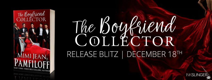 THE BOYFRIEND COLLECTOR Release Day