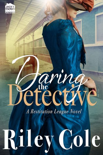 DARING THE DETECTIVE (Restitution League #3) by Riley Cole