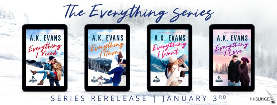 EVERYTHING Series Re-Release