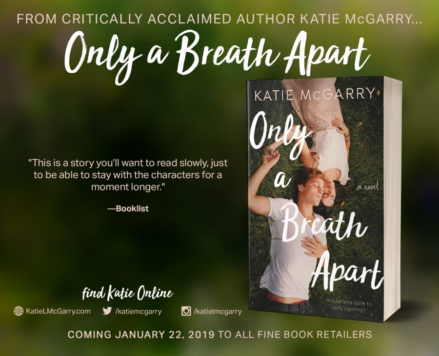 ONLY A BREATH APART Teaser