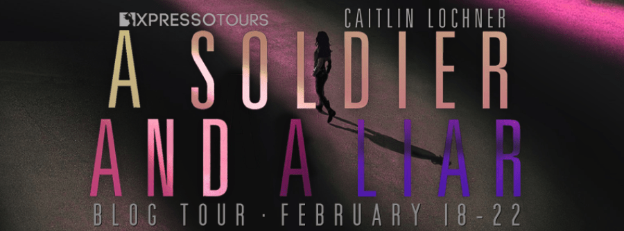 A SOLDIER AND A LIAR Blog Tour
