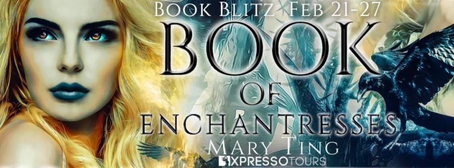 BOOK OF ENCHANTRESS Book Blitz
